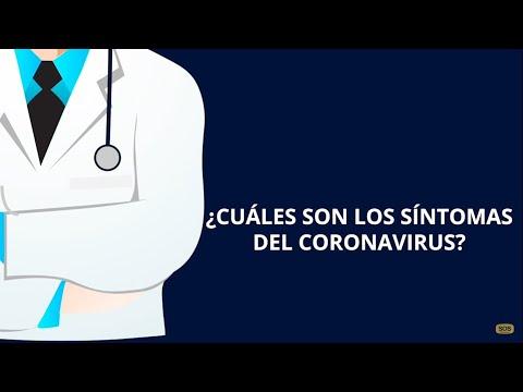 ¿Cuáles Son Los Síntomas Del Coronavirus?