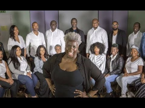 Watch Karen Gibson and the Kingdom Choir Sing Stand  Me at the Royal Wedding
