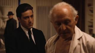 The Godfather Part 2  Michael Vs the Cunning Hyman Roth