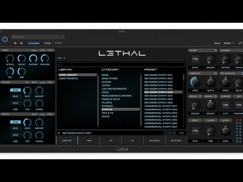 A Video Review of Lethal from Lethal Audio