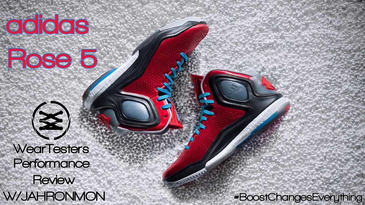 adidas d rose 5 boost opinie