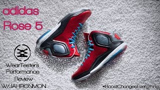 Video adidas Rose 5 Boost - Performance Review download MP3, 3GP, MP4, WEBM, AVI, FLV Agustus 2018