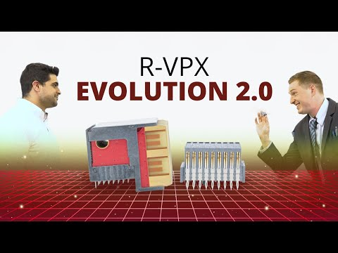 R-VPX Evolution 2.0 Connectors