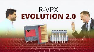 Video R-VPX Evolution 2.0 Connectors