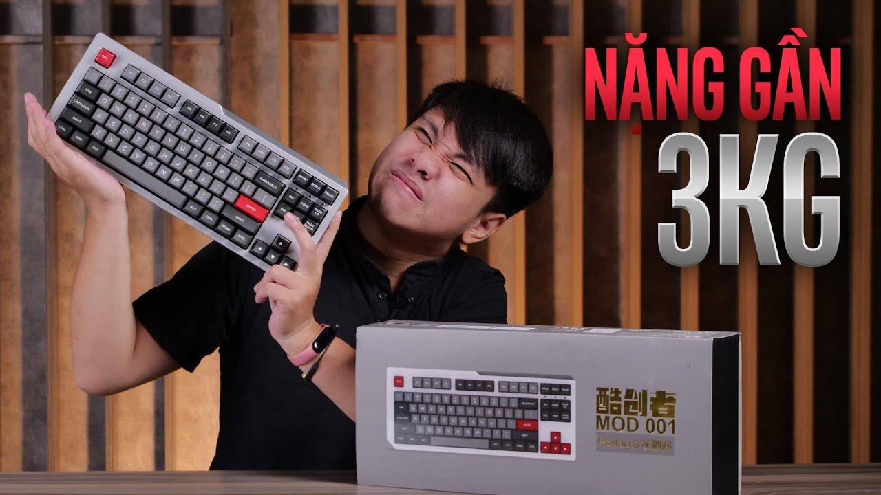Bàn phím cơ cao cấp là phải như này!   Akko Designer Studio