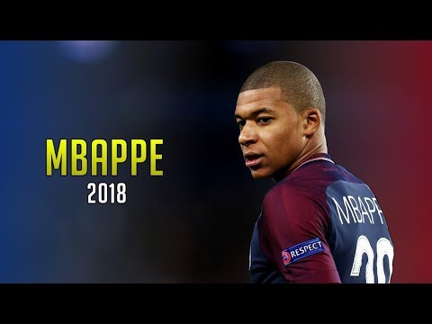 Kylian Mbappé 2018 -  Heroes Tonight - Skills & Goals | Ready for World Cup 2018 Brazil
