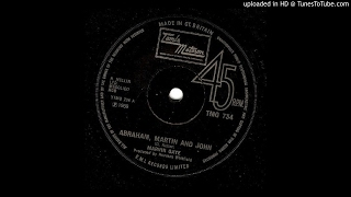 Play Abraham, Martin & John