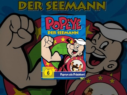 Popeye als Präsident