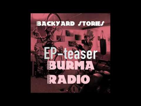 Burma Radio EP-teaser 2016