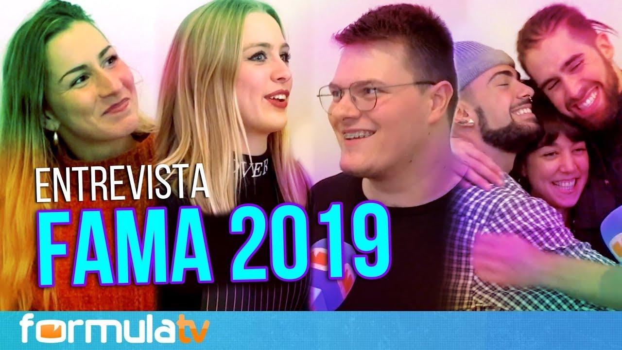 Fama A Bailar 2019 Clónica Frandoni Wondy Saydi Ester Valero Y Bea En El Casting De Madrid Youtube