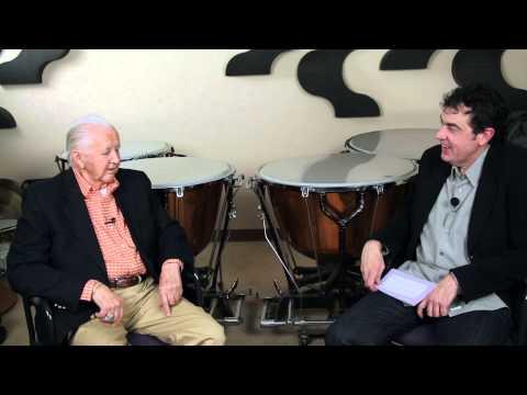 Bone2Pick: Vic Firth Interview