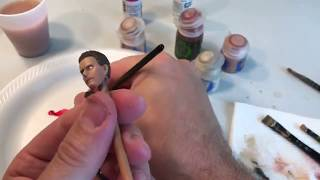 Head Painting for Beginners Human Flesh
