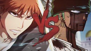 Zoro VS. Ichigo | Duelo de Titãs thumbnail