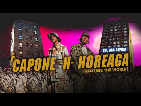 Capone-N-Noreaga - Iraq (See the World)