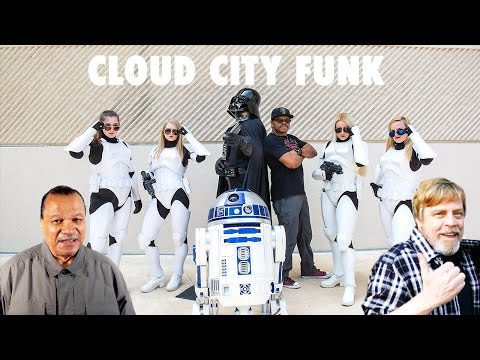 3-Dee Nucleus - Cloud City Funk : The Funk Awakens! Star Wars 40th Anniversary Celebration 2017