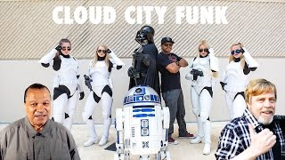 3-Dee Nucleus - Cloud City Funk : The Funk Awakens! Star Wars 40th Anniversary Celebration 2017