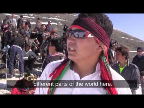Ski in Bamyan
