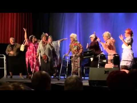 Alberta Sings Competition 2014 Alzheimer's fundraiser 'I Da
