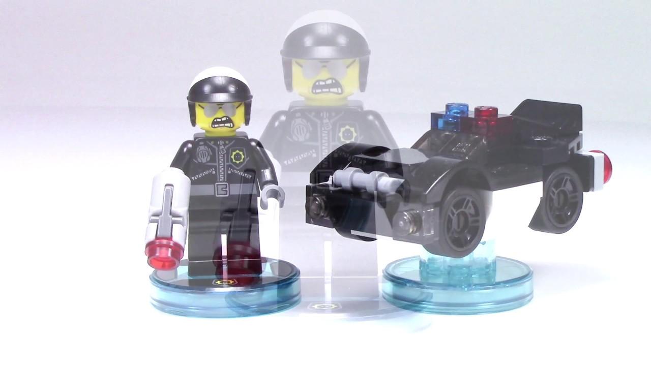 LEGO Dimensions Bad Cop Minifigure Fun Pack *NEW* 71213