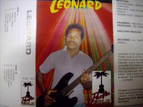 Leonard Kania of Rabaul-