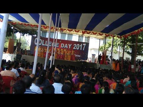 Patna Women's College Day 2017 celebrations!!