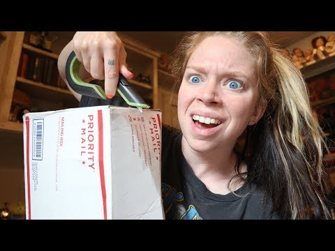 Unboxing an UNUSUAL Reborn Baby...