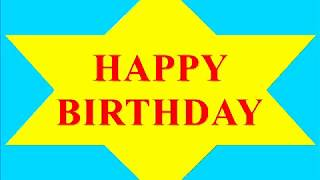 Download Mp3 Happy Birthday To You Song :- May All Your Dreams And Wishes Come True!
