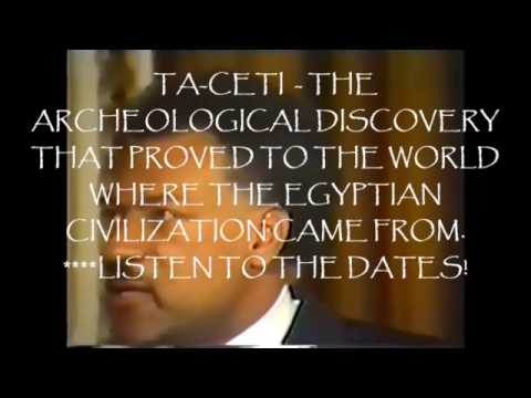 THE AFRICAN HISTORY HALL OF FAME PART 2 - Ancient Nile Valley Facts by P.T.A.H.