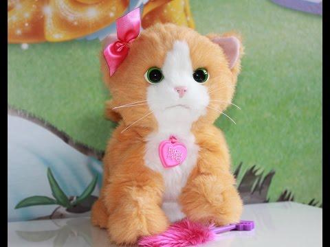 Кошка и котёнок из Bloco мягкого конструктора собираем игрушки Блоко Cat and kitten from Bloco set