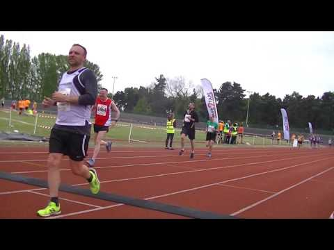 North Lincolnshire Half Marathon 2017 Finish 2