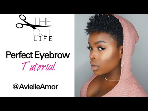How to: Create Perfect Eyebrows!Makeup Tutorial by @AvielleAmor