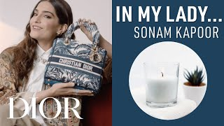 What's inside Sonam Kapoor's Lady Dior bag? - Episode 8