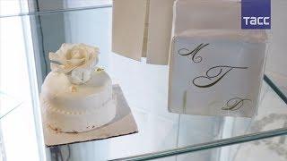 Во сколько оценили торт со свадьбы Трампа