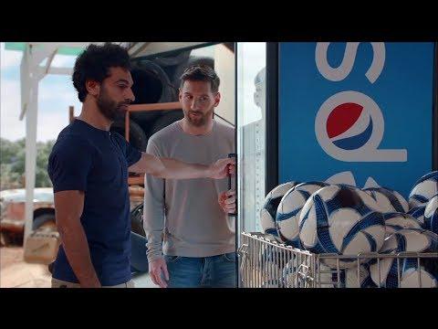 La Última PEPSI 'Con Messi, Salah y Chucky Lozano' (2019)