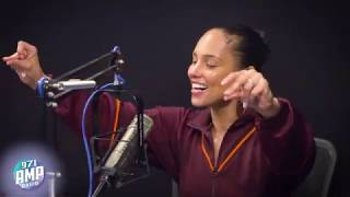 Alicia Keys Talks Grammy's, New Single, Birthday Plans and Upcoming World Tour and More!