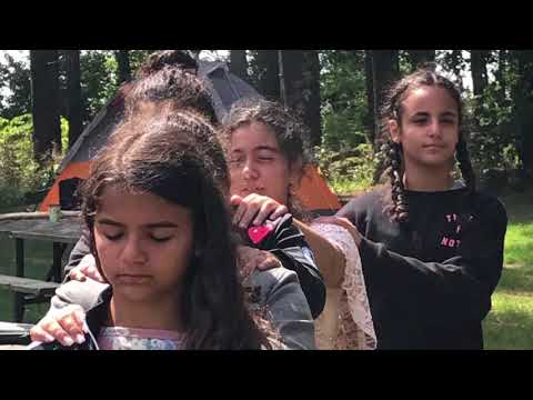St takla scout camp 2017