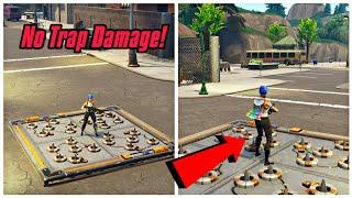 No Trap Damage Glitch In Fortnite (New) Fortnite Glitches PS4/Xbox one 2018