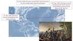 Die Reisen des Christoph Kolumbus