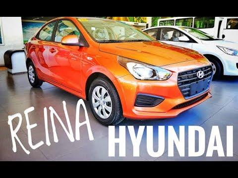 2019 Hyundai Reina Philippines Highlights Walkthrough Youtube