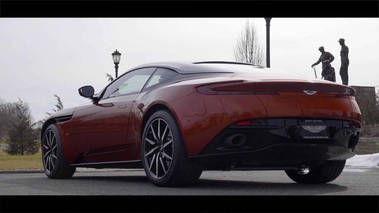 Test Drive The Aston Martin DB Long Island NY Aston Martin - Aston martin long island