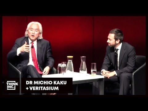 An evening with Dr Michio Kaku (ft Veritasium)
