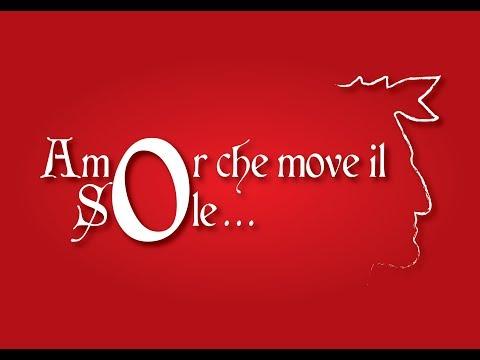 Amor che move il sole... (Musical)  - Trailer Ufficiale | HD