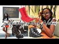 Luxury Shopping in Selfridges + Lunch at Nobu! | Buying Winter Boots in Summer? | Duchess of Fashion