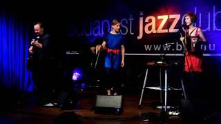 Harcsa Veronika & Gyémánt Bálint Duo & Dányi Krisztina  2011.06.14 Satisfaction-Rolling Stones