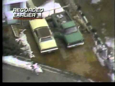 News 4 helicopter films shooting in 1988 Denver Police Chase