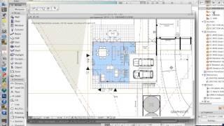 ArchiCAD Lightworks Interior lighting - Window Light
