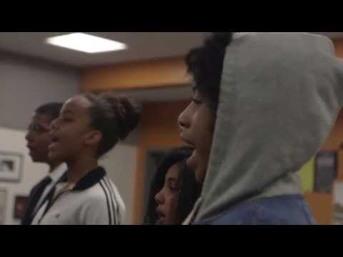 Young Gifted and Black: Oakland students rap and sing black history