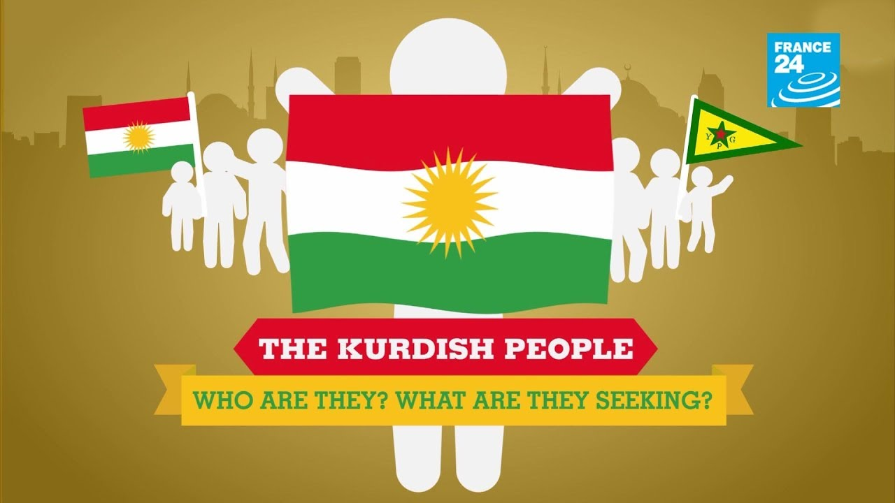 فرانس 24:The Kurdish people: Who are they? What are they seeking?