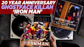 VinRican Showcases Classic Samples used On Ghostface Killah's 'Iron...