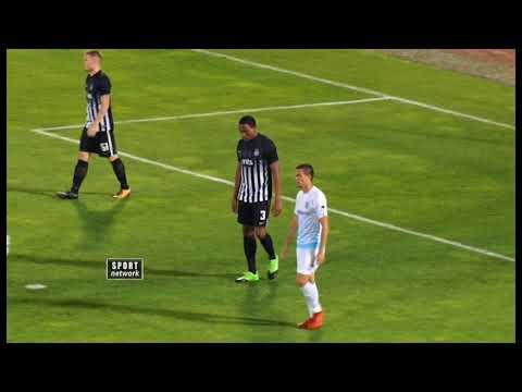 Partizan Belgrade 3-0 Mladost Lucani